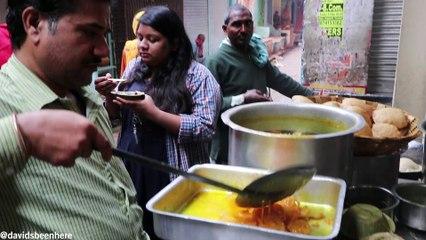 Scrumptious INDIAN STREET FOOD Tour + SARNATH, The BIRTHPLACE of BUDDHISM | Varanasi, India