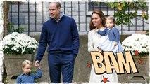 Kate Middleton : Les adorables clichés de sa sortie avec le prince George et la princesse Charlotte