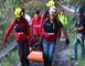 Hombre se suicidó saltando de un puente en el cantón Baños, provincia del Tungurahua