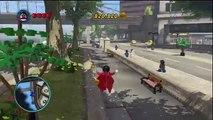 LEGO Marvel Superheroes: DLC SUPER PACK - FALCON Gameplay