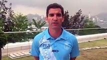 Fiji Airways 7s Coach Gareth Baber's message before the Hong Kong 7s tournament kicks off.