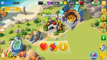 ICE CREAM DRAGON w/BEST BREEDING COMBO!!! - Dragon Mania Legends Information