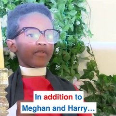 These Kids recreated Prince Harry and  Meghan Markle Royal Wedding