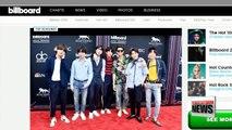 President Moon congratulates BTS on topping Billboard 200 chart