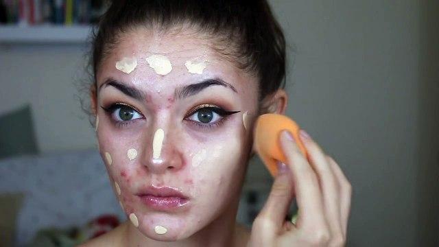 Easy Eyes n' Face Makeup Tutorial - ft. Vanity Planet Makeup Brushes