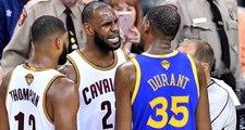 NBA'de Finalin Adı Belli Oldu: Golden State Warriors - Cleveland Cavaliers