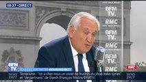 """Mort de Serge Dassault : Jean-Pierre Raffarin salue """"une réussite industrielle exemplaire, un travailleur acharné"""""""
