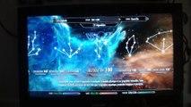 Tuto astuce - Skyrim Edition Légendaire - Magie et Level Up infini - Xbox 360 / PS3