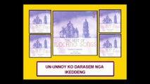 Bukros Singers - O Naraniag A Bulan (Lyrics Video)