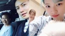 [Showbiz Korea] Today's StarPic! Ji Chang-wook(지창욱) & Gong Seung-yeon(공승연)