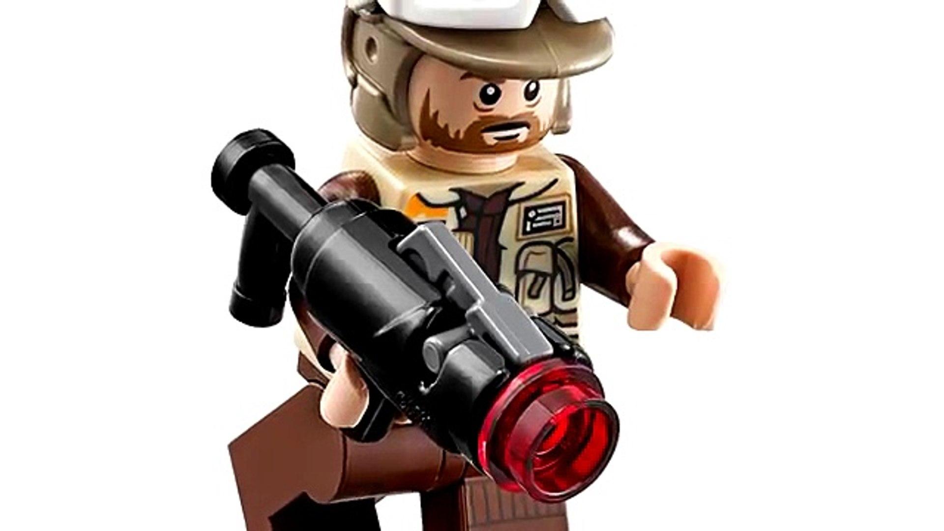 Yoda Minifigur Lego Star Wars Yoda Boba Kylo custom Kids Rebells