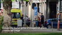 Coups de feu et prise d'otages en plein centre de Liège
