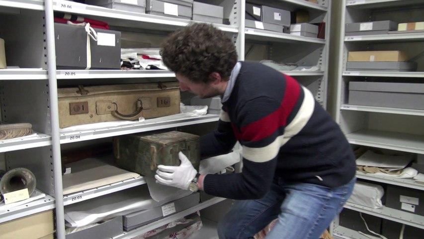 Musée de la Libération de Paris, le déménagement | La double vie d'une caisse de munitions