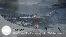 Trailer - World War Z - Hordes de 1000 Zombies à Moscou