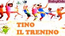 FUN PEOPLE - TINO IL TRENINO - COREOGRAFIA