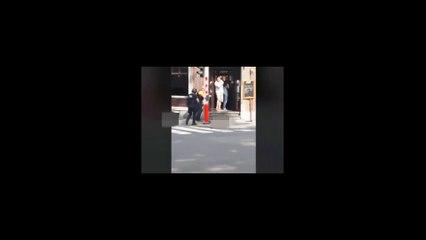 Attention, ces images peuvent choquer: deux policiers tués à Liège