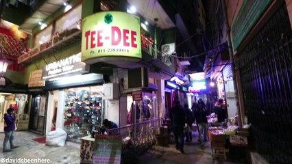 Tibetan STREET FOOD TOUR of Little Tibet | Delhi, India