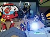 [1x11] - Transformers Animated - Dans les Bois - FR