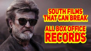 South Films 2018 That Can Break Baahubali 2 Box Office Records