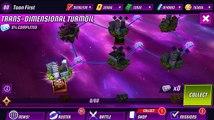 Max MIGHTY Mutanimals Vs Mighty Clan Event Boss | TMNT Ninja Turtles: Legends
