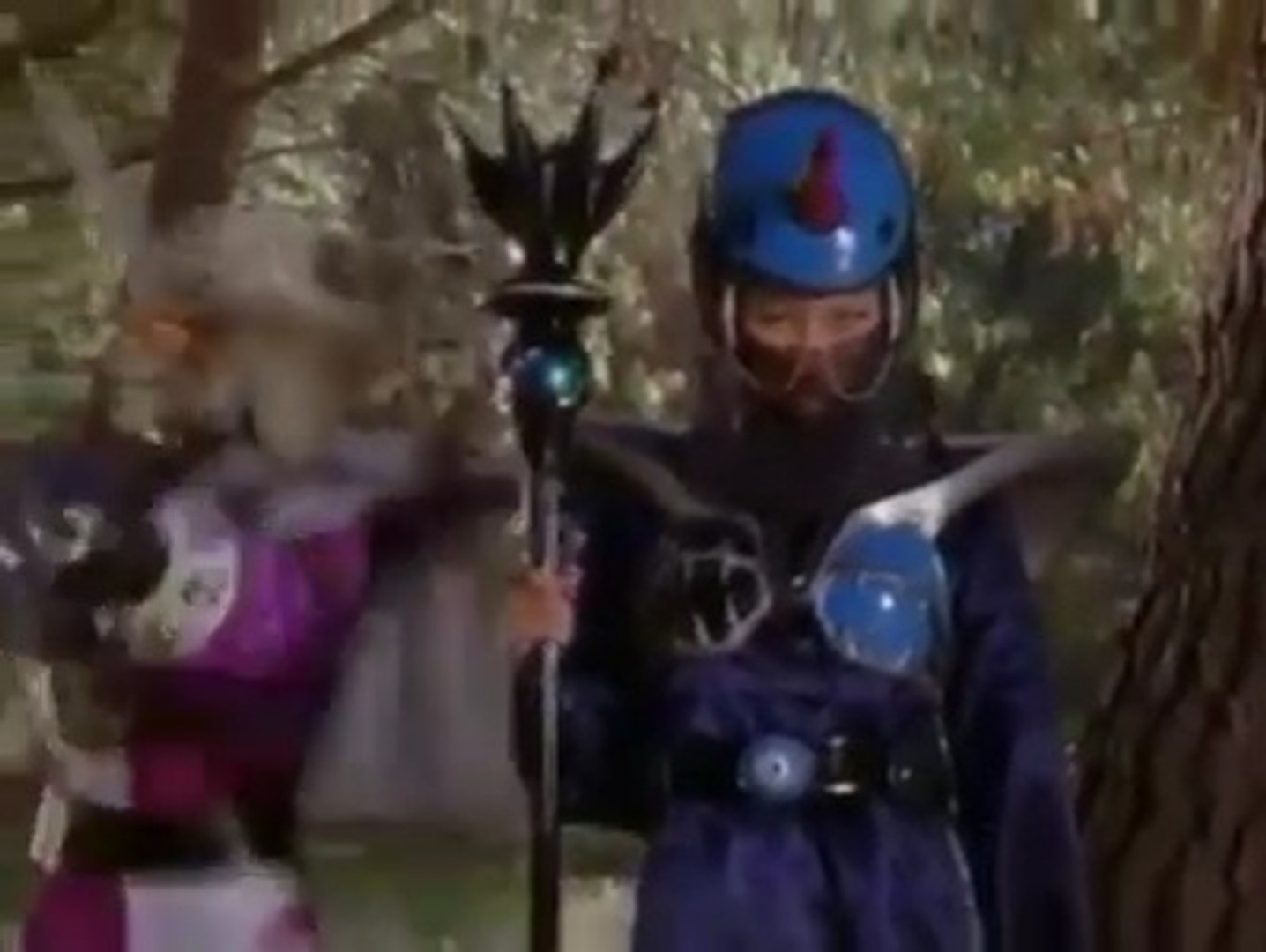 POWER RANGERS WILD FORCE S10E08