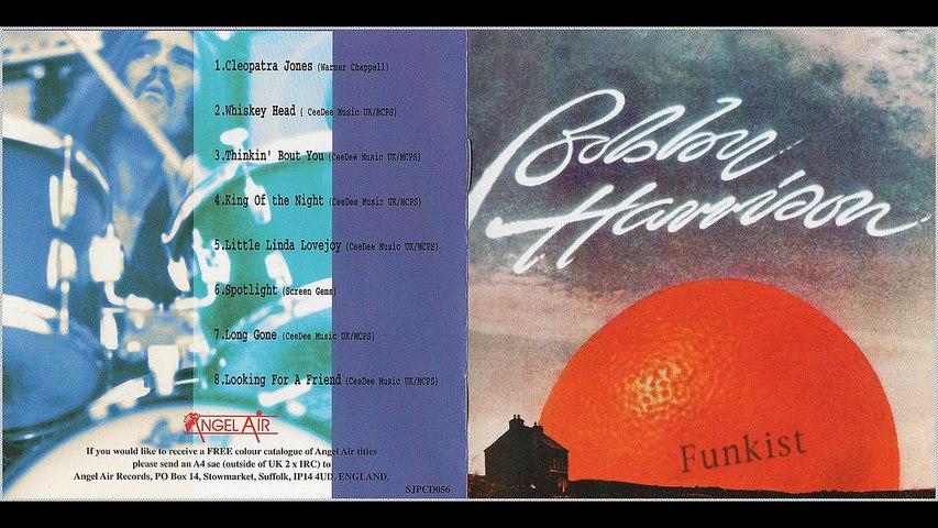 Bobby Harrison - Funkist 1975 Vinyl Rip Full Album