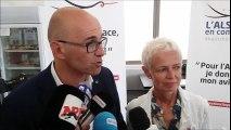 Les départements présentent leur Eurocollectivité d'Alsace