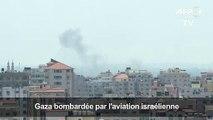 Représailles israéliennes sur Gaza après des tirs de roquettes