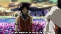 Anime Koutetsu Sangokushi Legendado Pt Br Episodio 01 Video