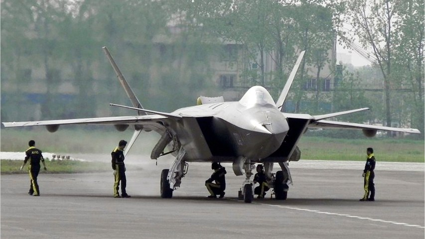 Indian Air Force Picks Up Chinese Stealth Fighter On Radar | Godialy.com
