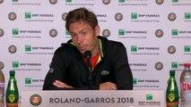 """Roland-Garros - Mahut : """"Je sais que Del Potro commence doucement"""""""