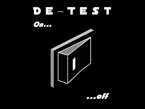 DE-TEST - THE DEAD SONG (SNIP)