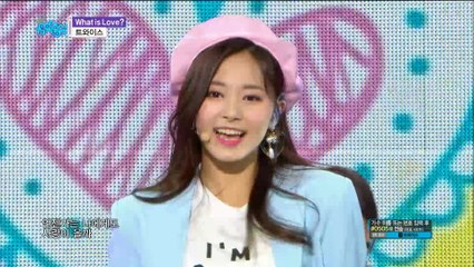 【TVPP】 TWICE -  What is Love? , 트와이스 - 사랑이 뭘까? @Showmusiccore