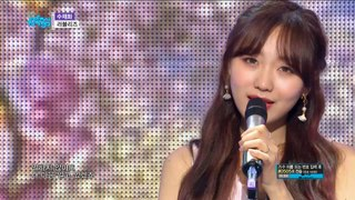 【TVPP】 Lovelyz - Water Color, 러블리즈 - 수채화 @Show Music core2018