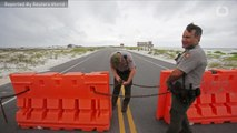 Storm Alberto Weakens Around Florida Panhandle