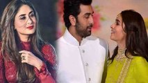 Kareena Kapoor Khan pulls Ranbir Kapoor's leg over his AFFAIR with Alia Bhatt ! |FilmiBeat