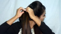 Latest Hairstyle For Parties-wedding , and other events