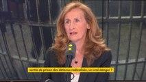 """Surveillance de la radicalisation : """"On compte 500 terroristes islamistes en détention et 1 200 détenus radicalisés. Ces personnes sont suivies de manière soutenue"""", assure la ministre de la Justice Nicole Belloubet #8h30politique"""