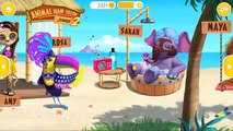 Fun Animals Care | Makeover Bath Dress Up Kids Games for Girls | Jungle Animal Hair Salon 2