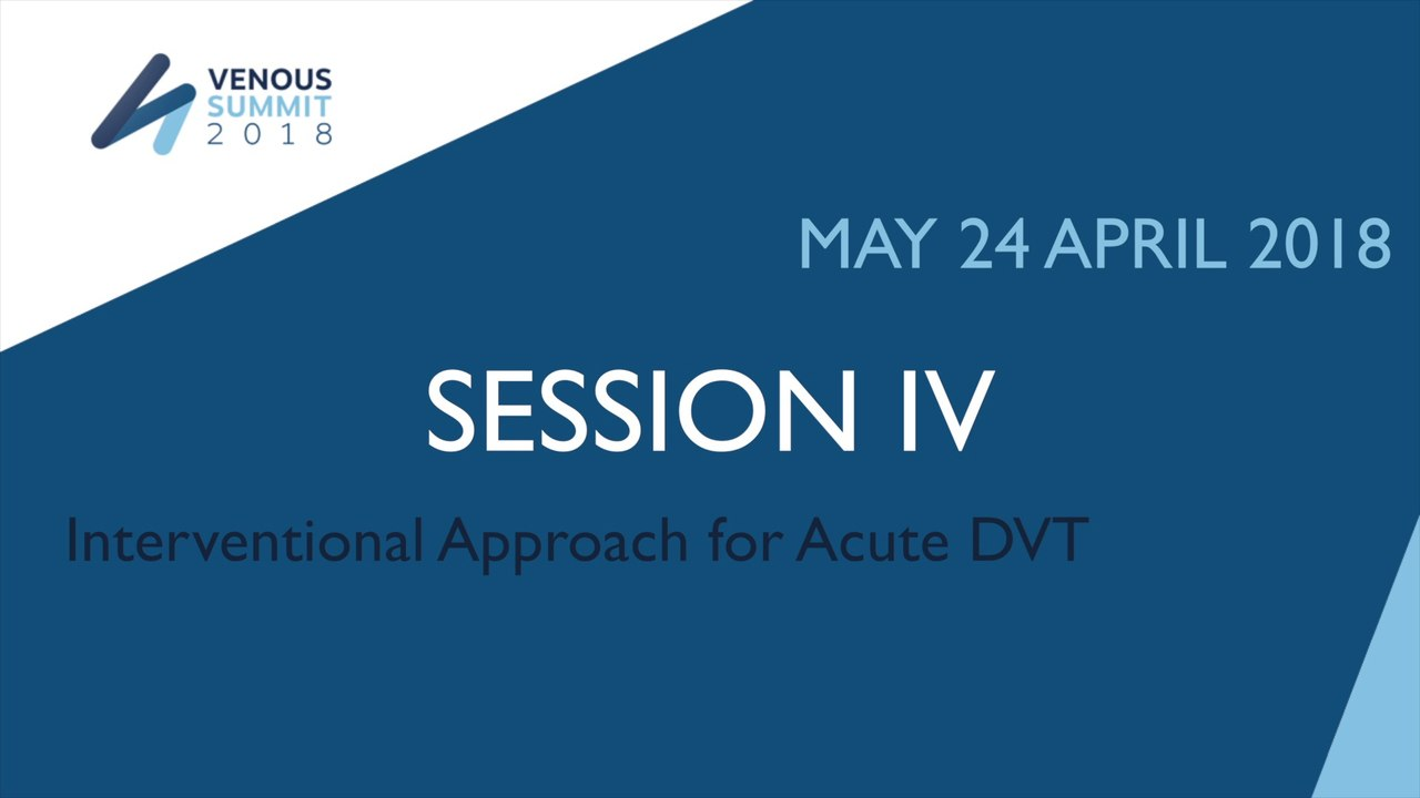 SESSION V - Current stent practice and studies