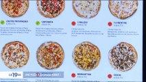 Un français invente un robot-pizzaiolo capable de préparer 3 pizzas en 6 minutes - Regardez