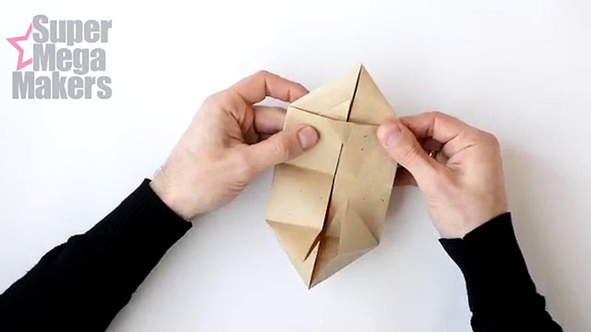 origami stegosaurus - YouTube | 1080x1920