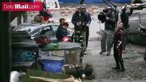 Avengers 4 set footages leaked Chris Evans, Robert Downey Jr and Paul Rudd
