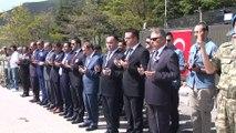 Şehit Piyade Uzman Çavuş Kolcu için tören düzenlendi - HAKKARİ
