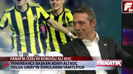 Ali Koç'un Fanatik TV'deki röportajı 29/05/2018