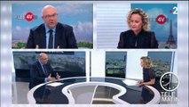 """Glyphosate : Stéphane Travert compte sur le """"volontarisme"""" pour trouver des alternatives"""
