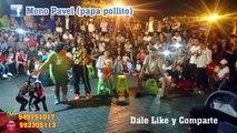 mono pavel - el brasilero quitandole show al mono pavel