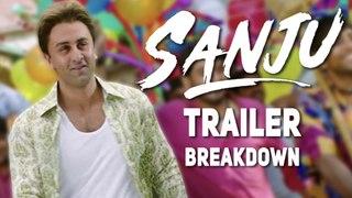 Sanju Trailer Breakdown | Ranbir Kapoor | Rajkumar Hirani |