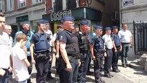 Minute de silence à Huy en hommage aux victimes de la fusillade de Liège