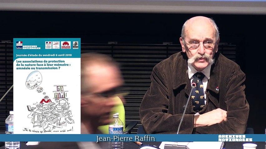 Vidéo 17  - Jean-Pierre Raffin